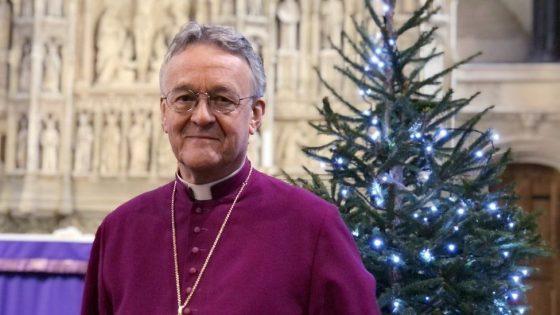 Archbishop of Wales Rev'd John Davie